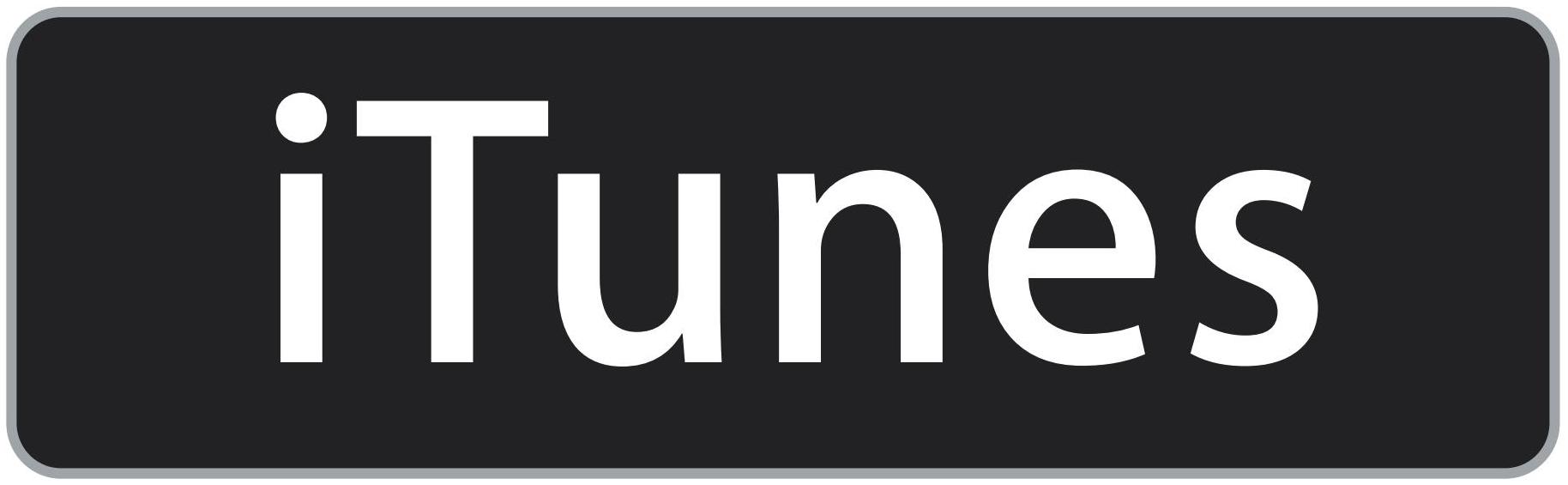 iTunes Logo [PDF] png