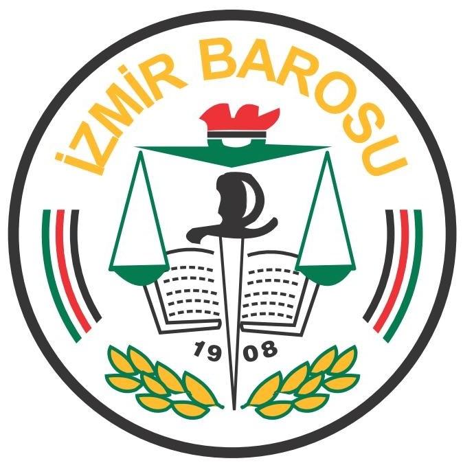 İzmir Barosu Logo png
