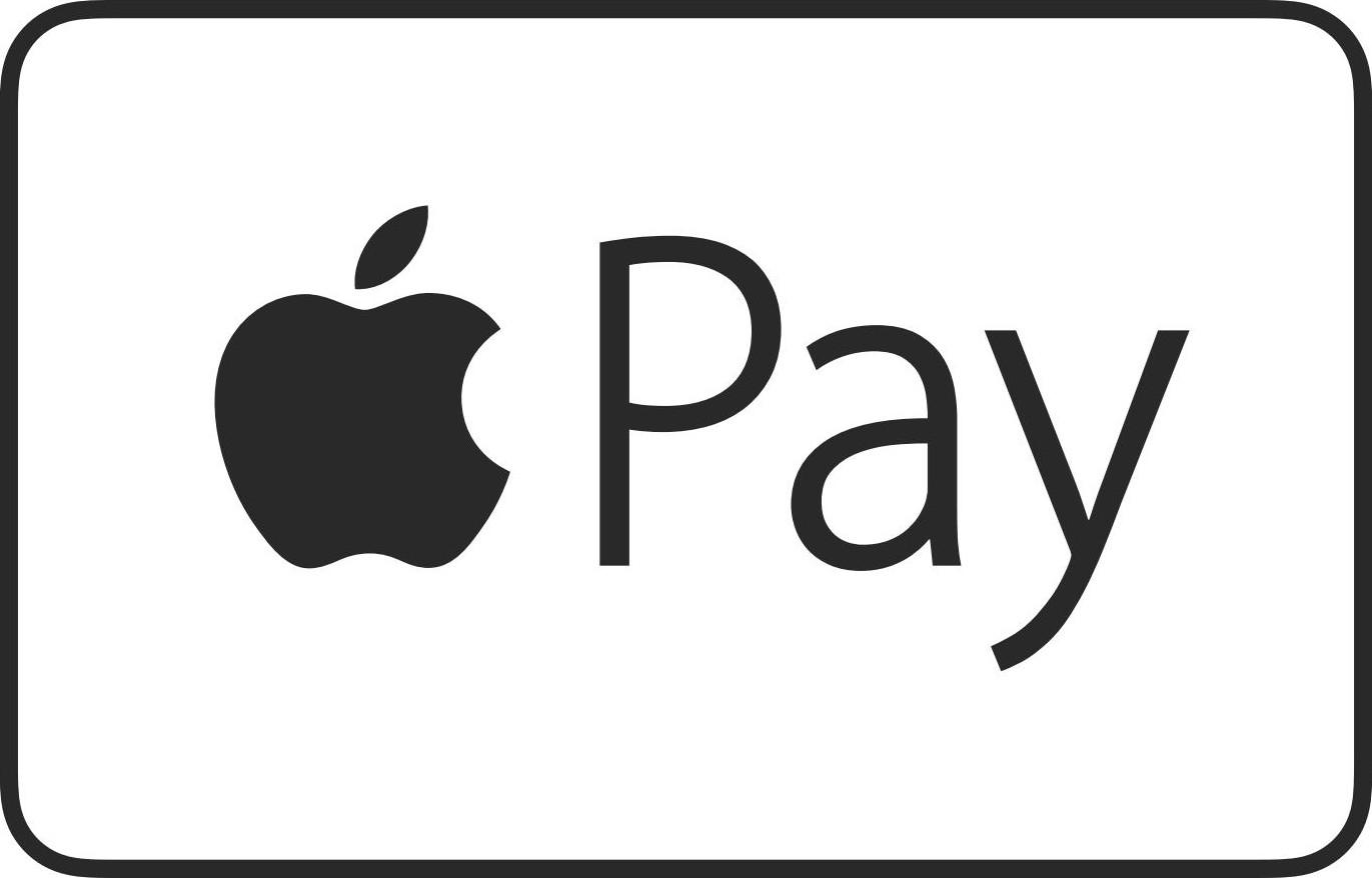 Apple Pay Logo [PDF] png