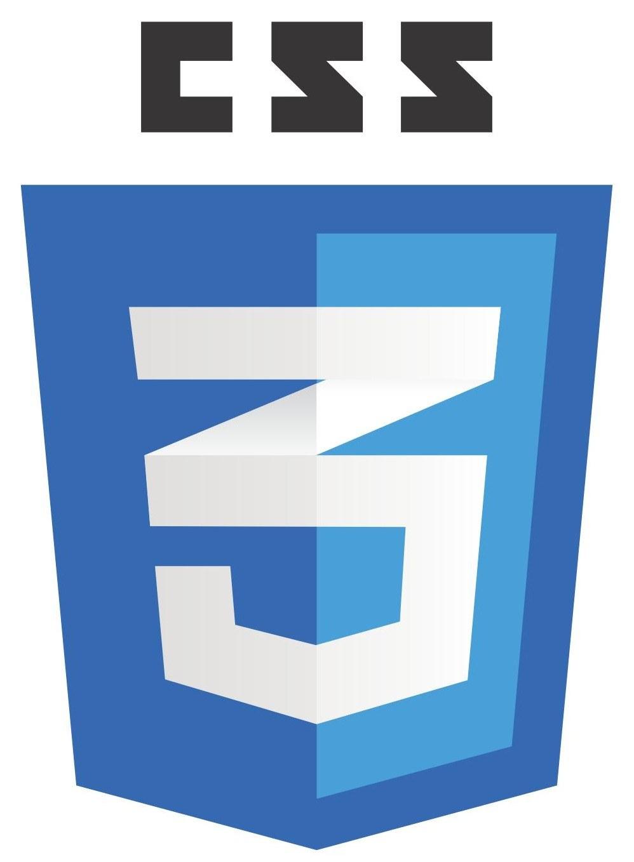 CSS3 Logo [PDF] png