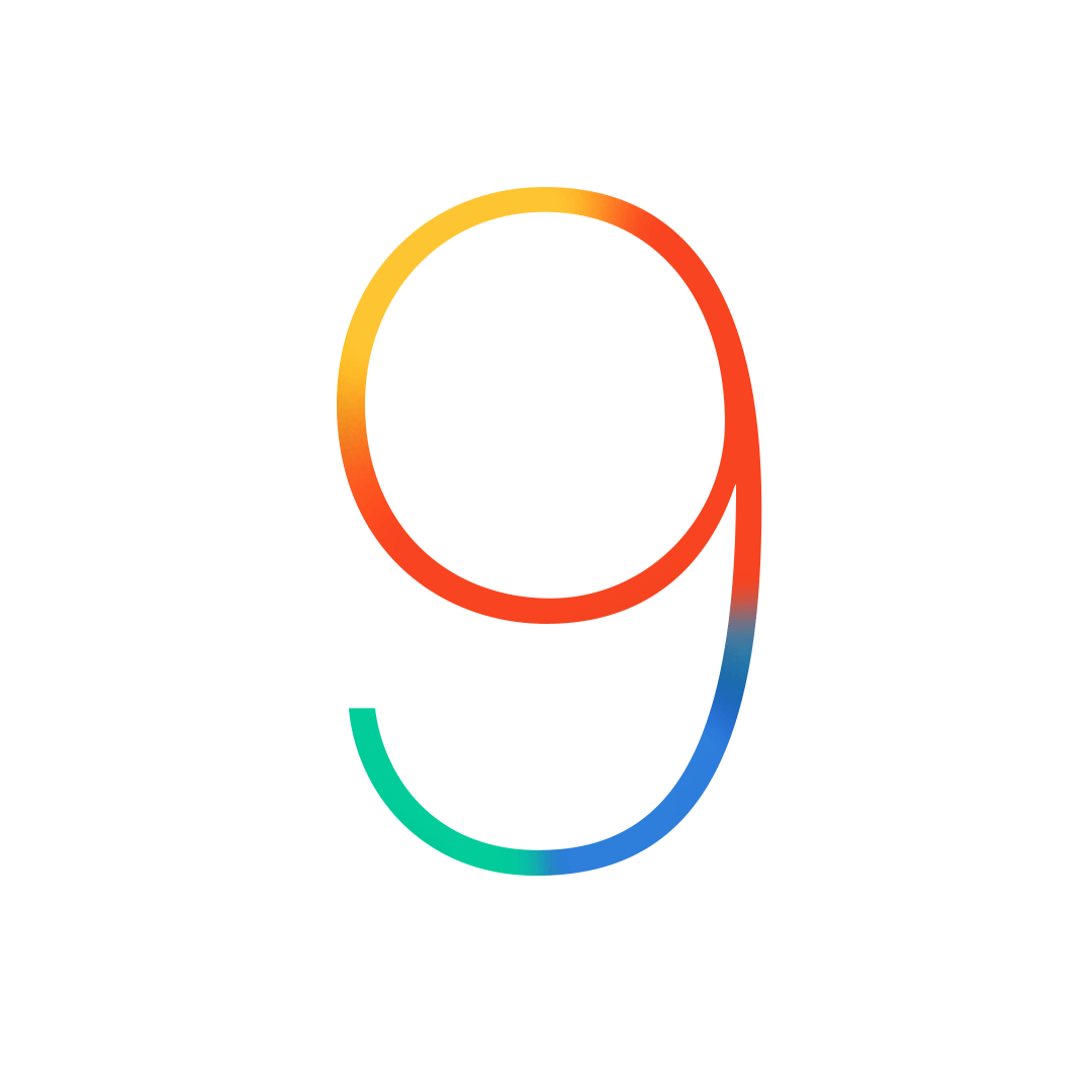 IOS 9 Logo [Apple   PNG] png