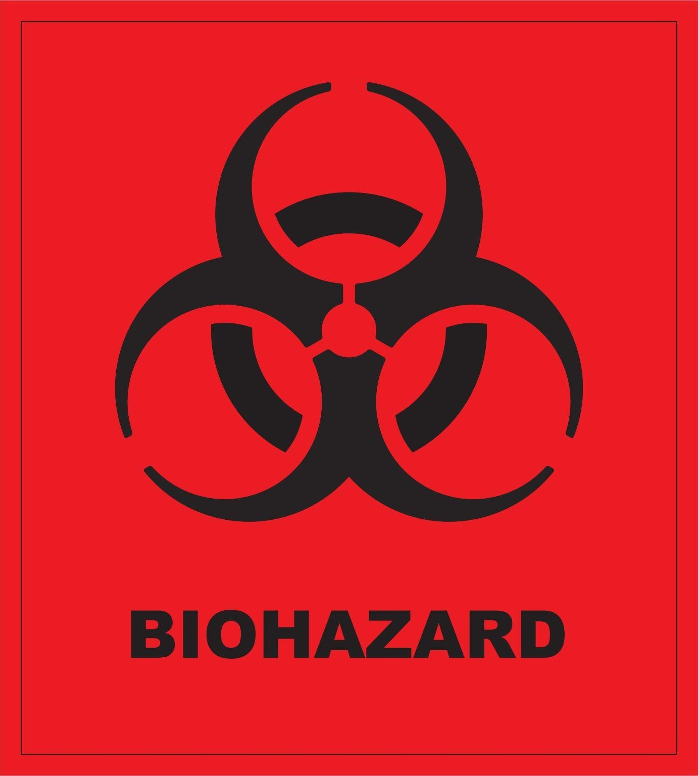 BioHazard Sign png