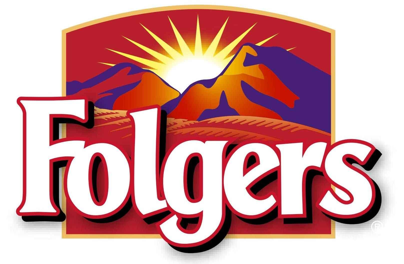 Folgers Logo [PDF] png