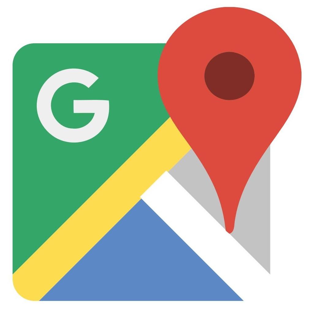 Google Maps Logo [PDF] png