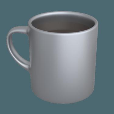 Coffee Mug 3D [PNG]