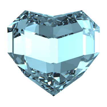 diamondheartstone