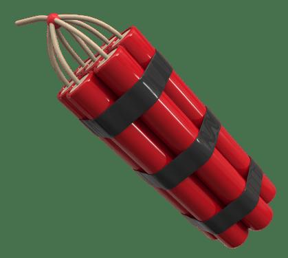 Free 3D Dynamite [PNG] png