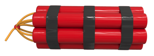 dynamite02 500x182 vector