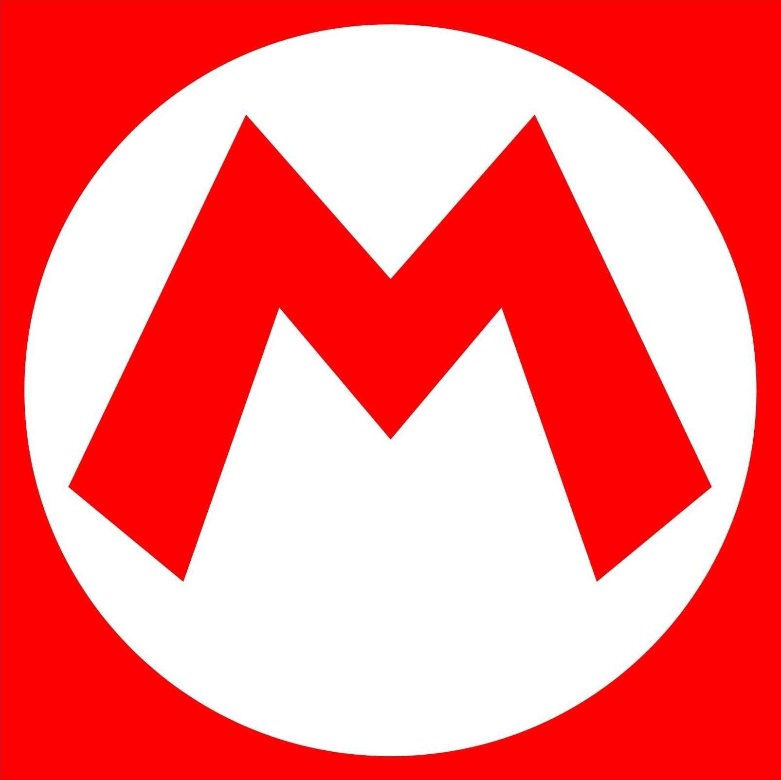 Super Mario Logo png