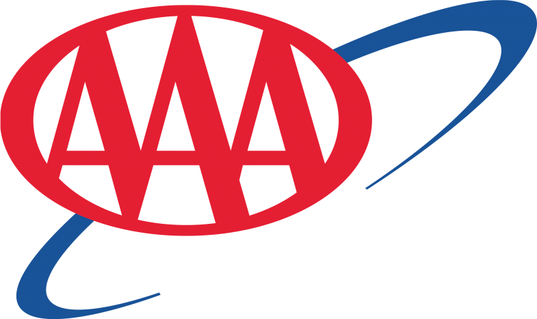 AAA Logo [American Automobile Association] png