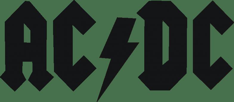 AC DC Band Logo png
