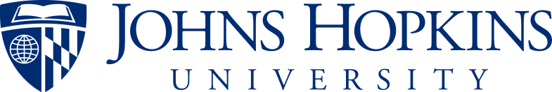 JHU logo Johns Hopkins University 785x132 vector