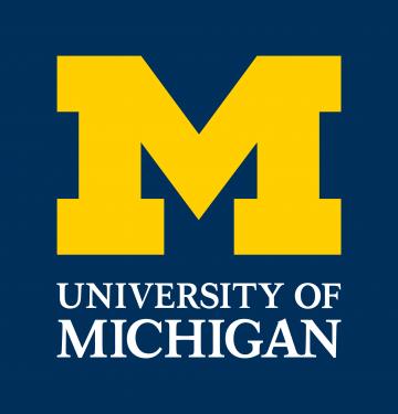 U-M University of Michigan Logo Arm&Emblem [EPS-PDF]