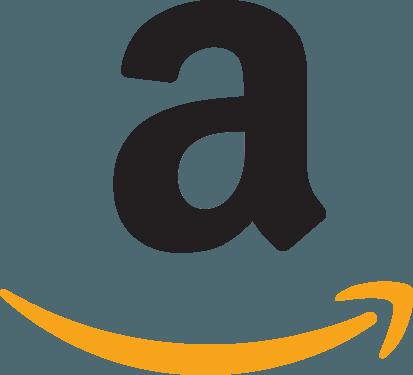 amazon logo 413x375 vector