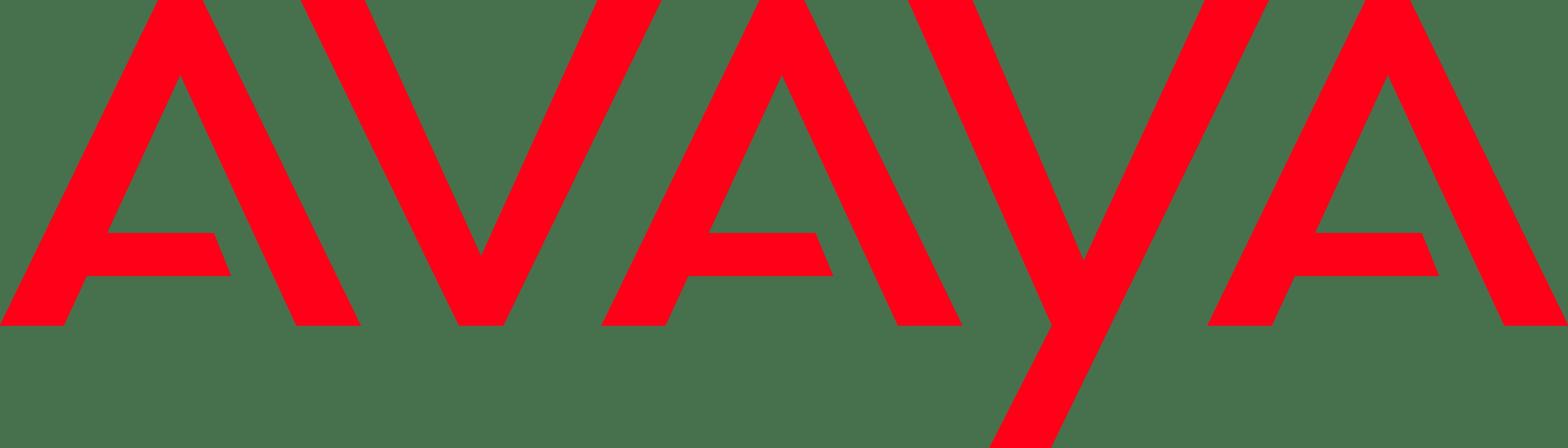 Avaya Logo png