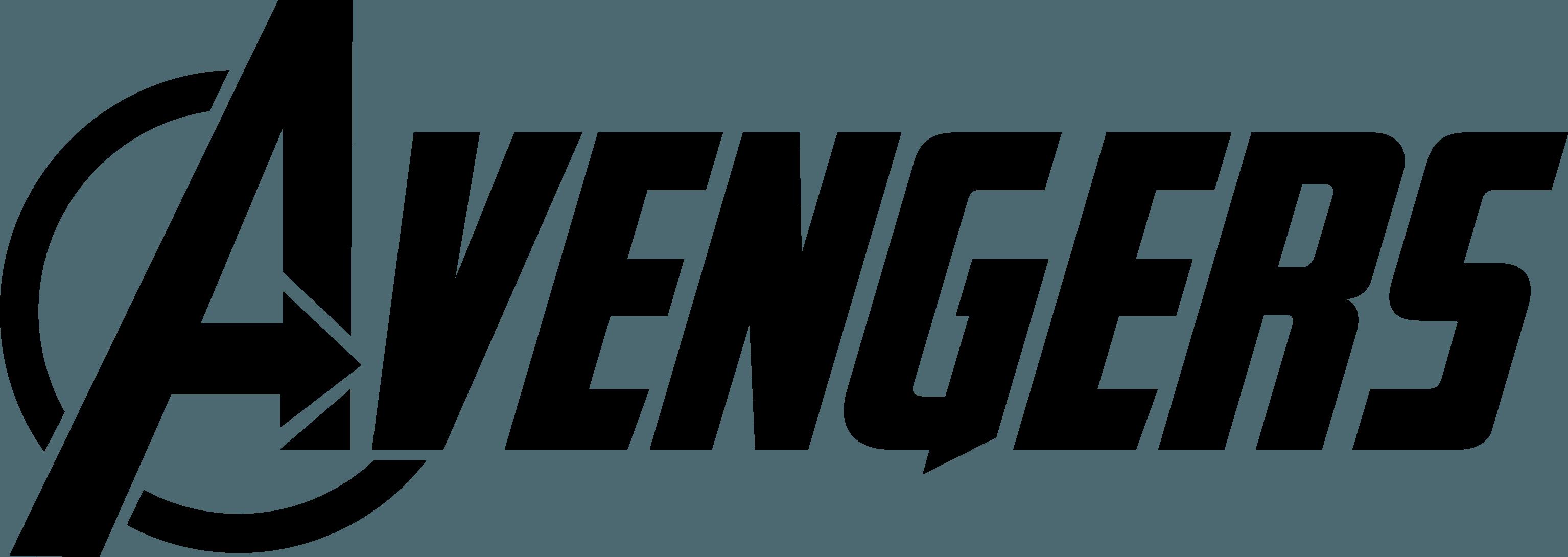 Avengers Logo png