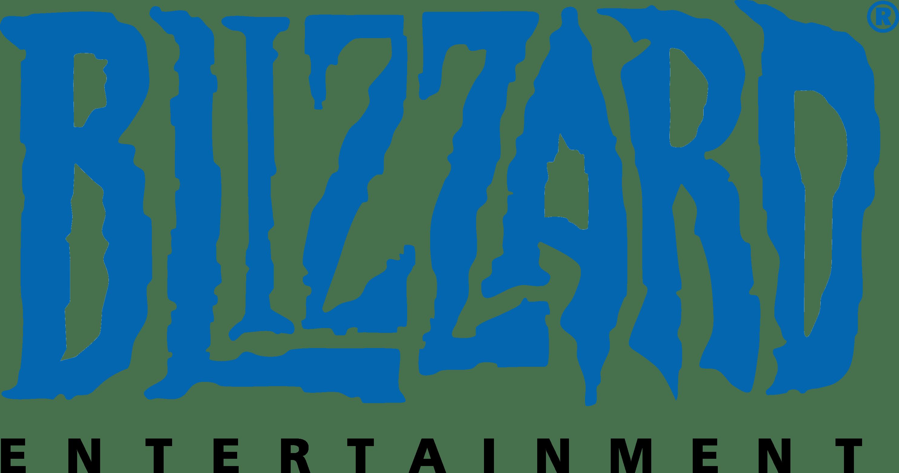 Blizzard Logo png