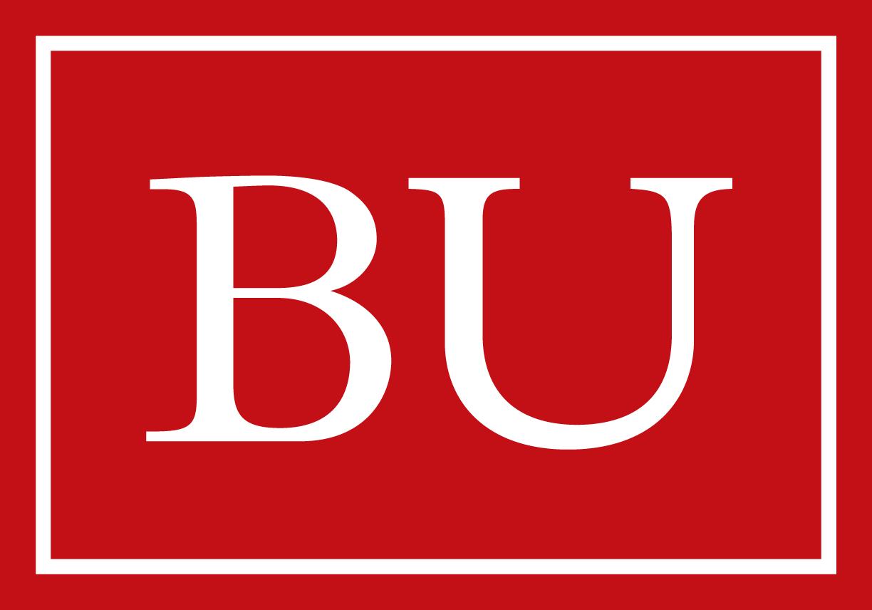 boston university logo icon