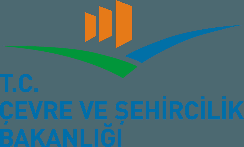 T.C. Çevre ve Şehircilik Bakanlığı Yeni Logo png