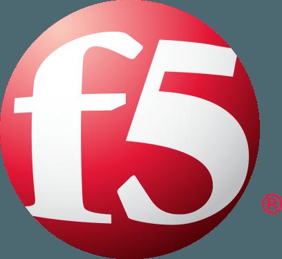 F5 Logo [Networks   f5.com]