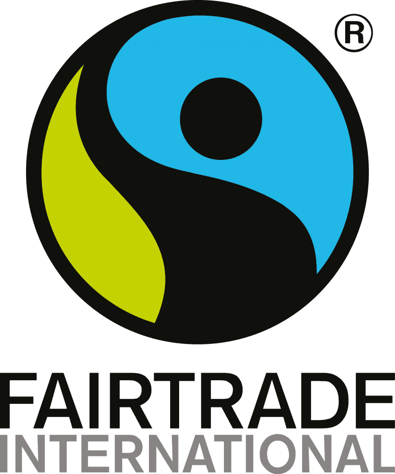 The Fairtrade logo.