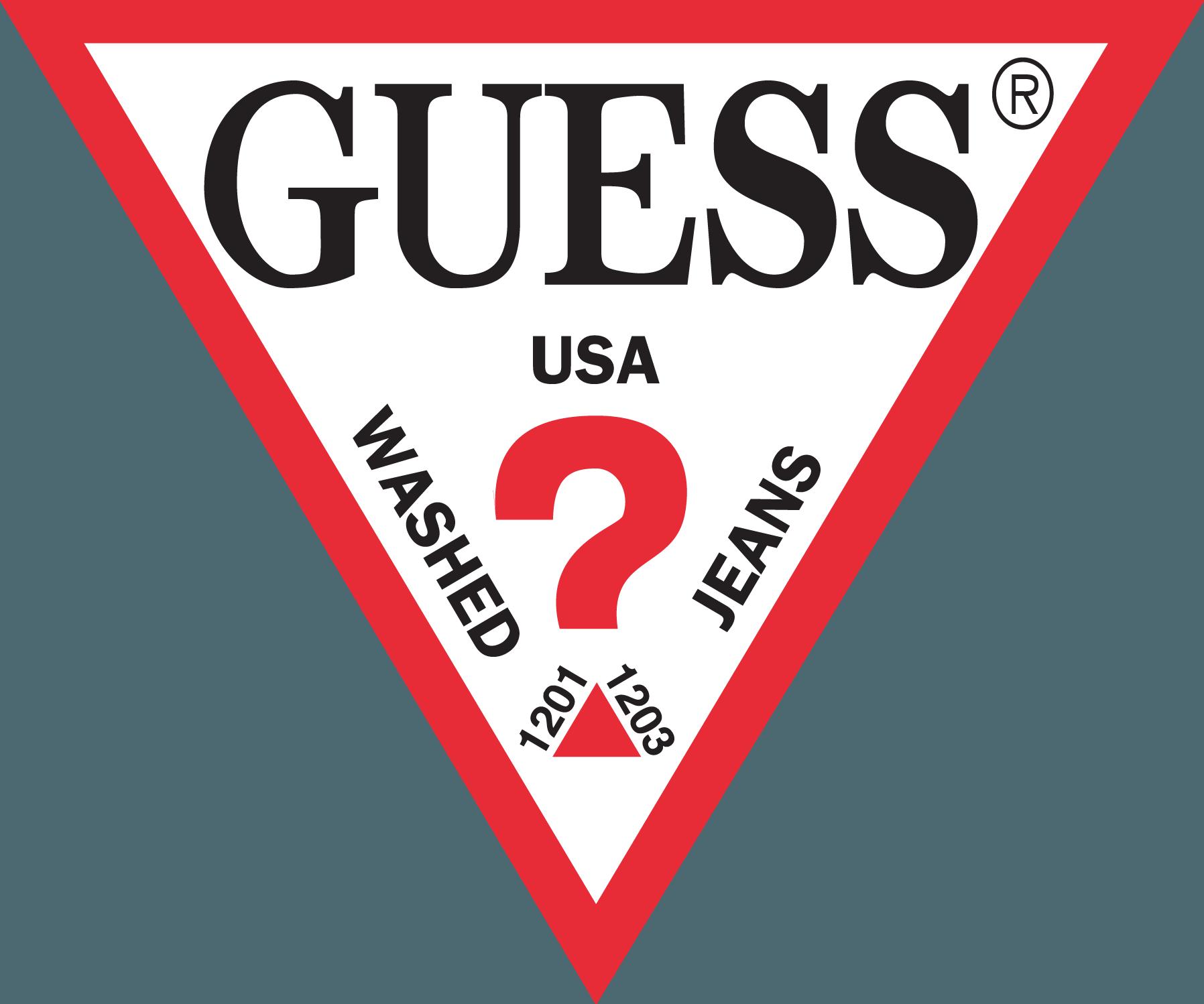 Guess Logo   EPS png