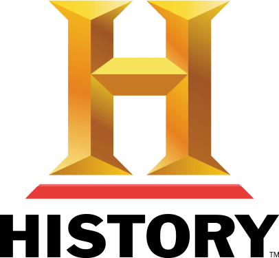 History TV Channel Logo png