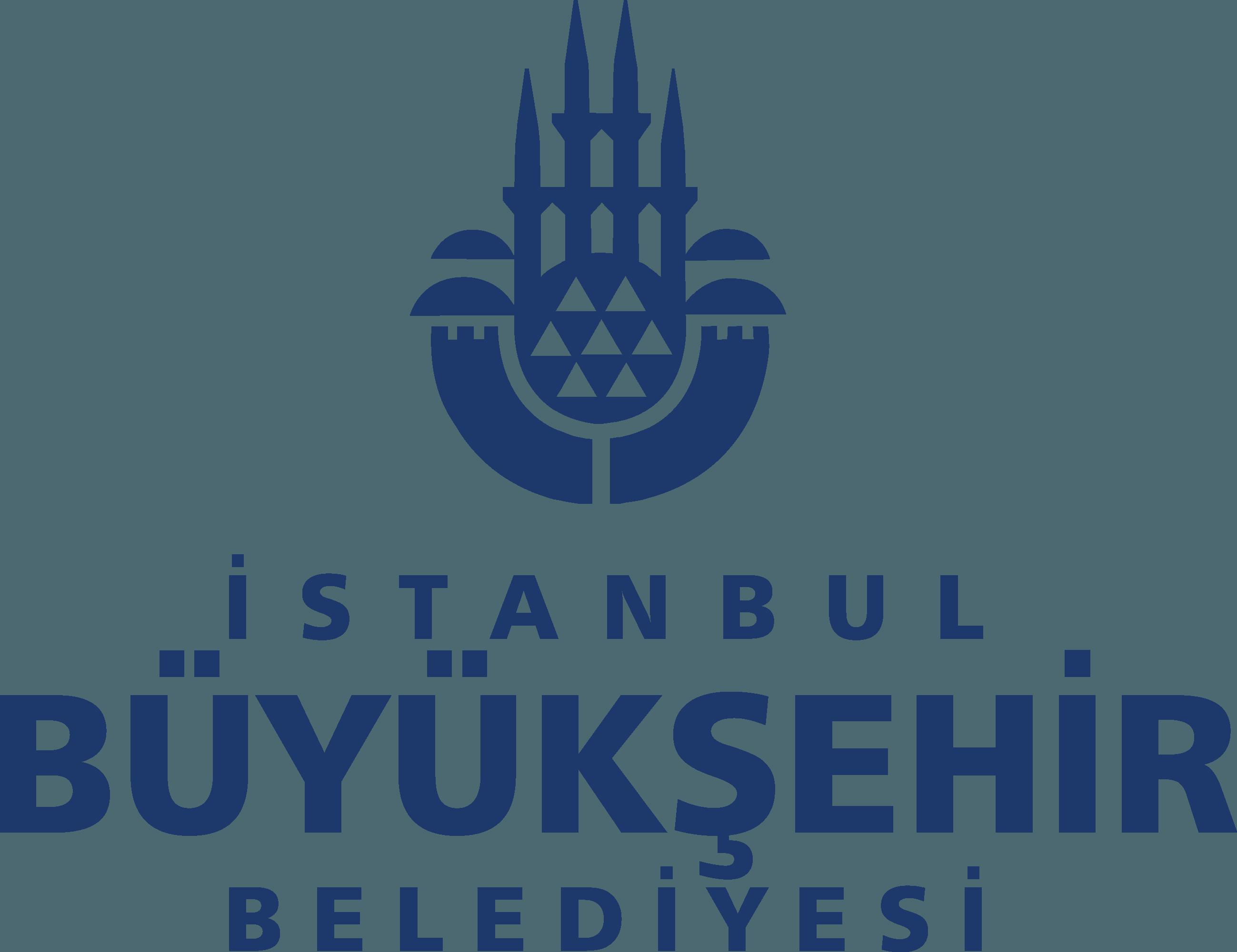 İBB Logo [Istanbul Buyuksehir Belediyesi Logo   ibb.istanbul] png