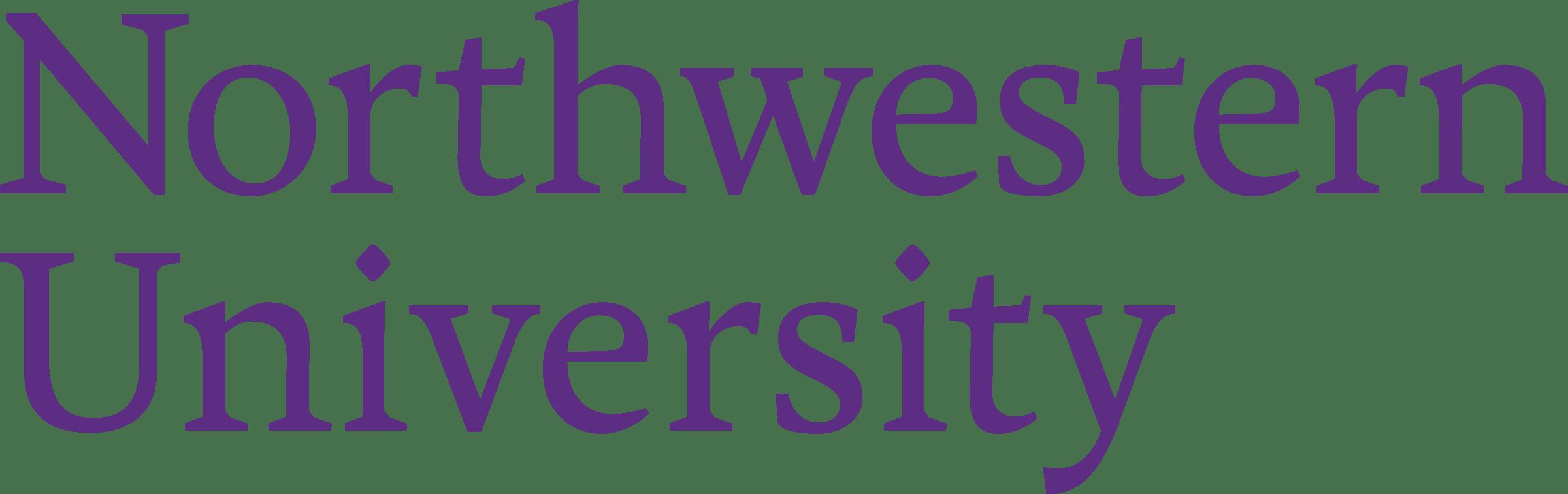 Northwestern University Logo and Seal