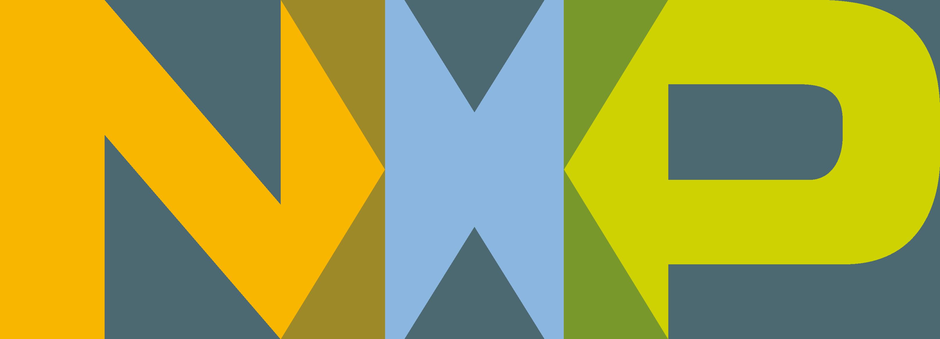 NXP Semiconductors Logo [nxp.com] png