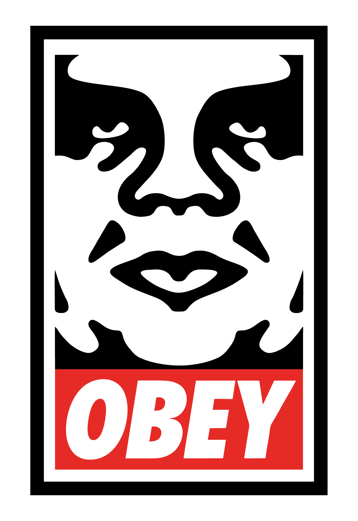 Obey Logo [EPS   Clothing] png