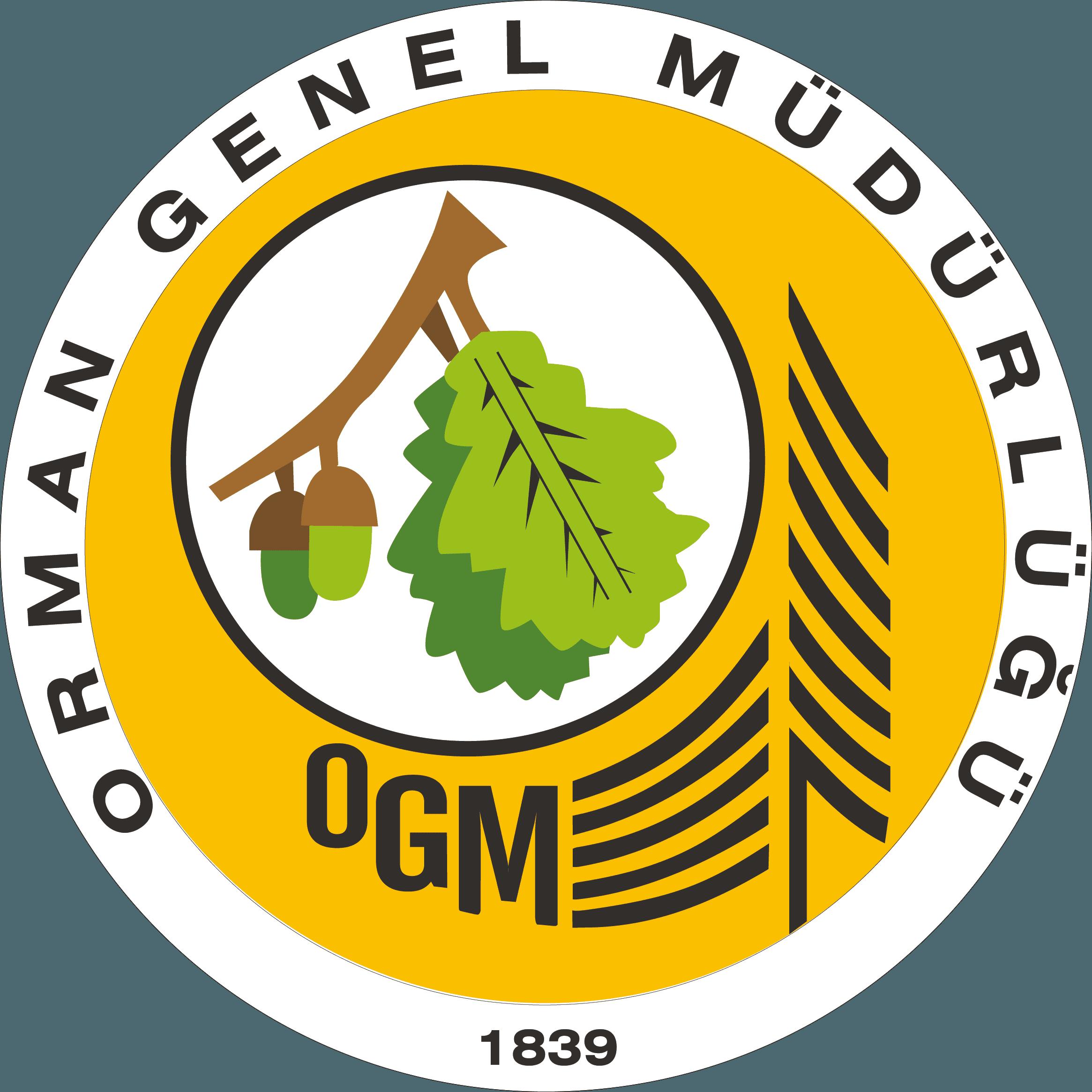 Orman Genel Müdürlüğü Logo [ogm.gov.tr] png