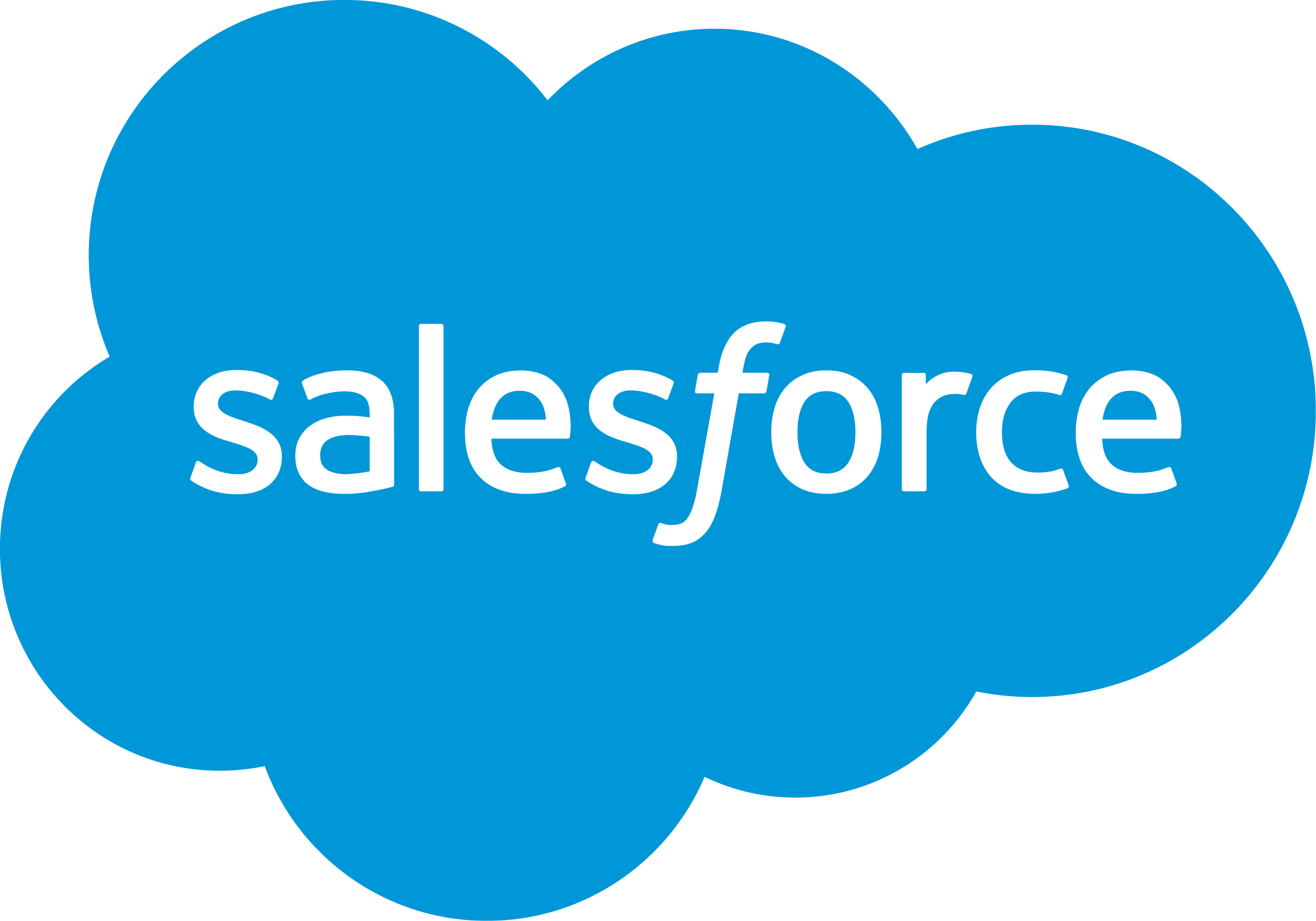 Salesforce Logo [salesforce.com] png