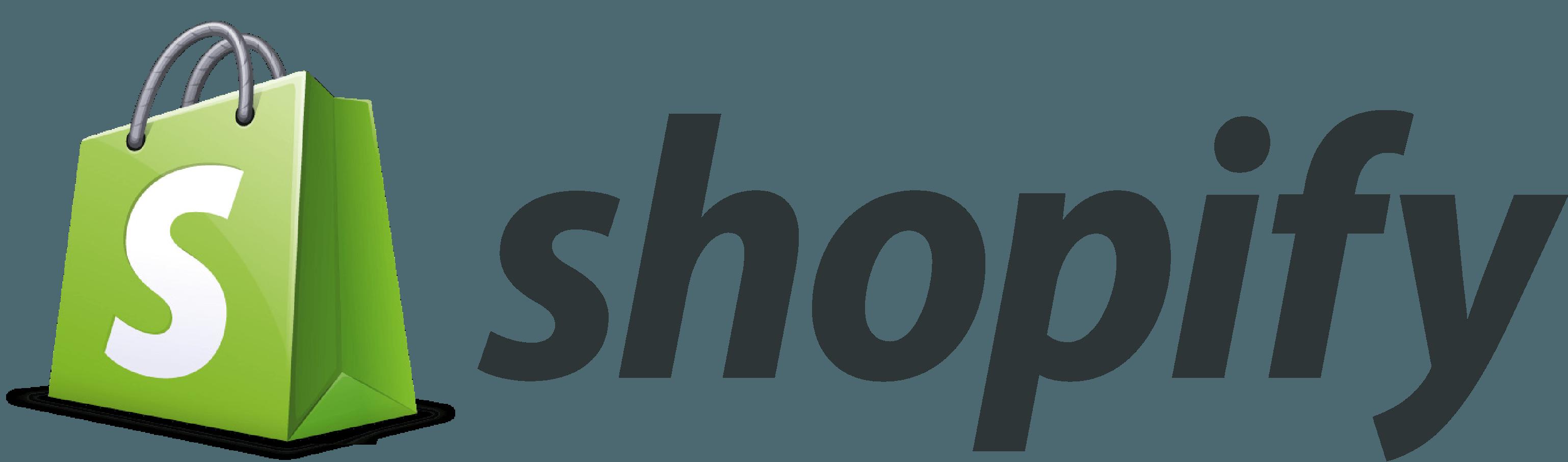 Shopify Logo [PDF] png