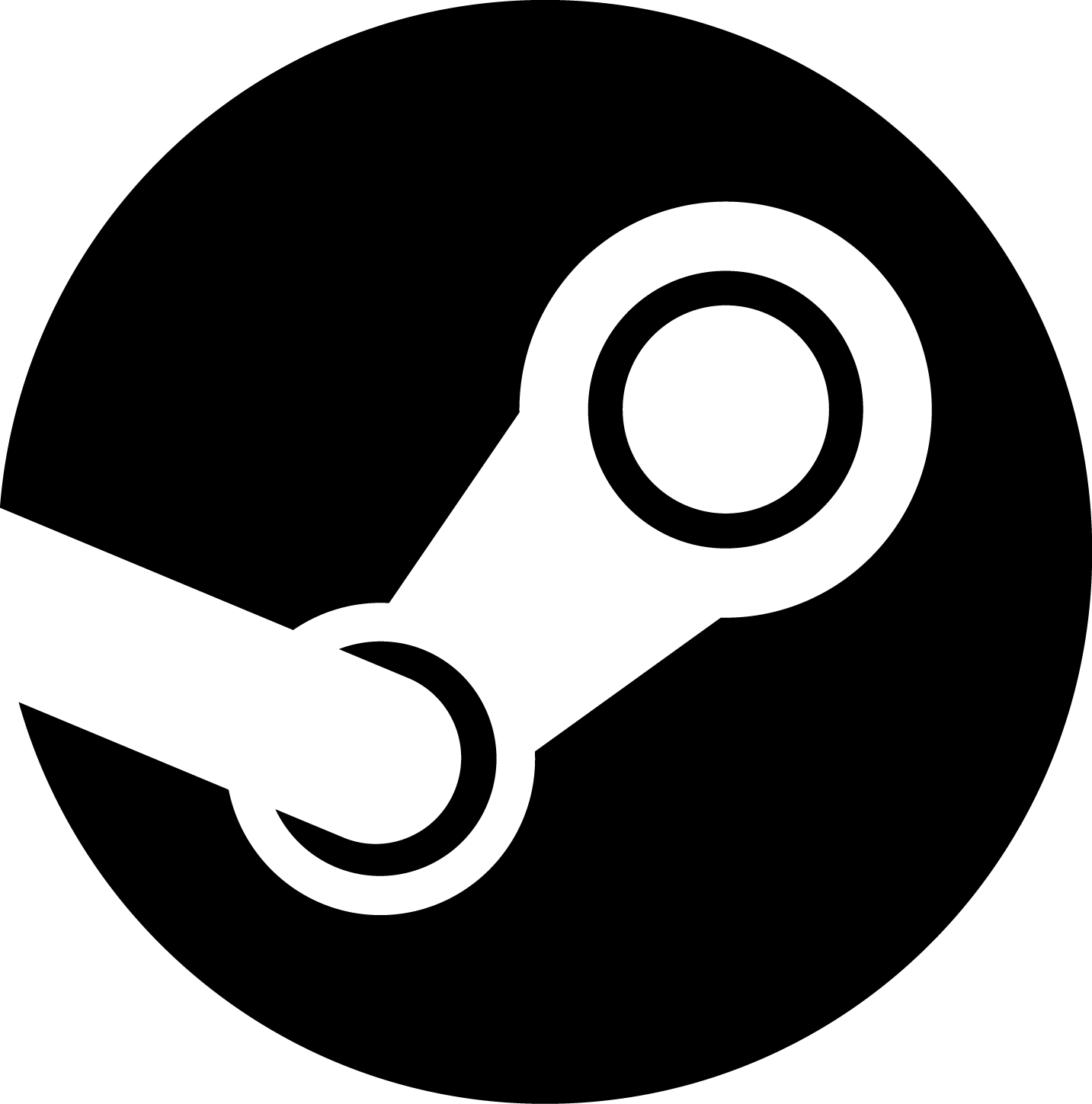 Steam Logo png