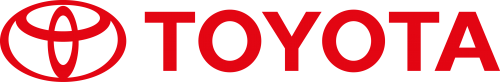 toyota logo 500x82