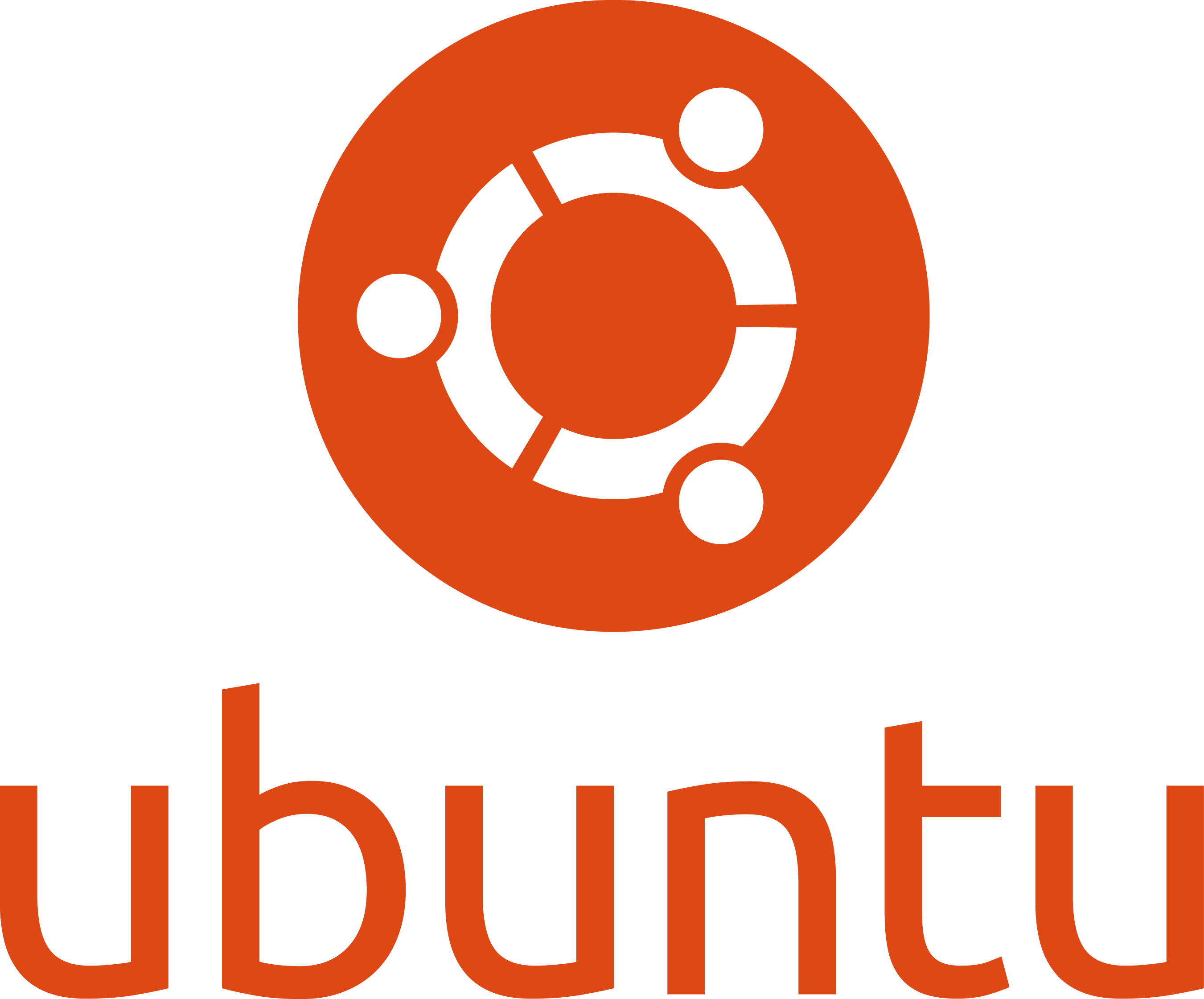 Linux Ubuntu Logo Vector Icon Template Clipart Free Download