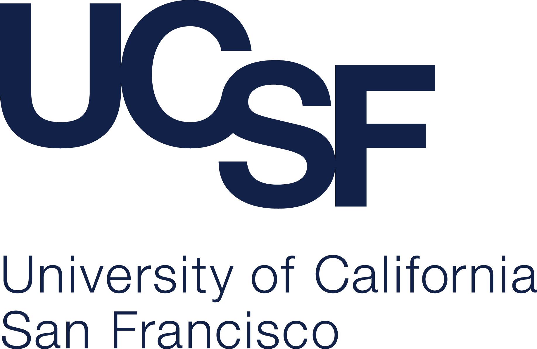 UCSF Logo   University of California, San Francisco png