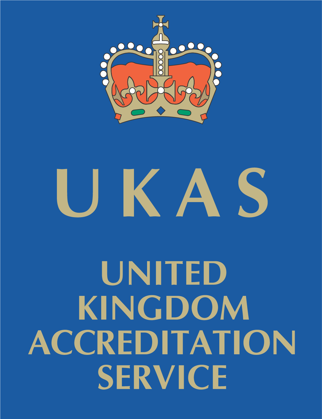 UKAS Logo [United Kingdom Accreditation Service]
