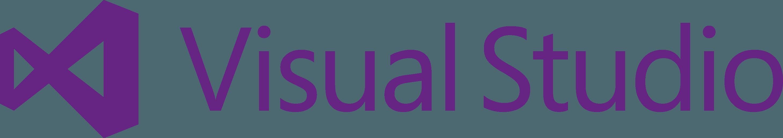 Visual Studio Logo   Microsoft png