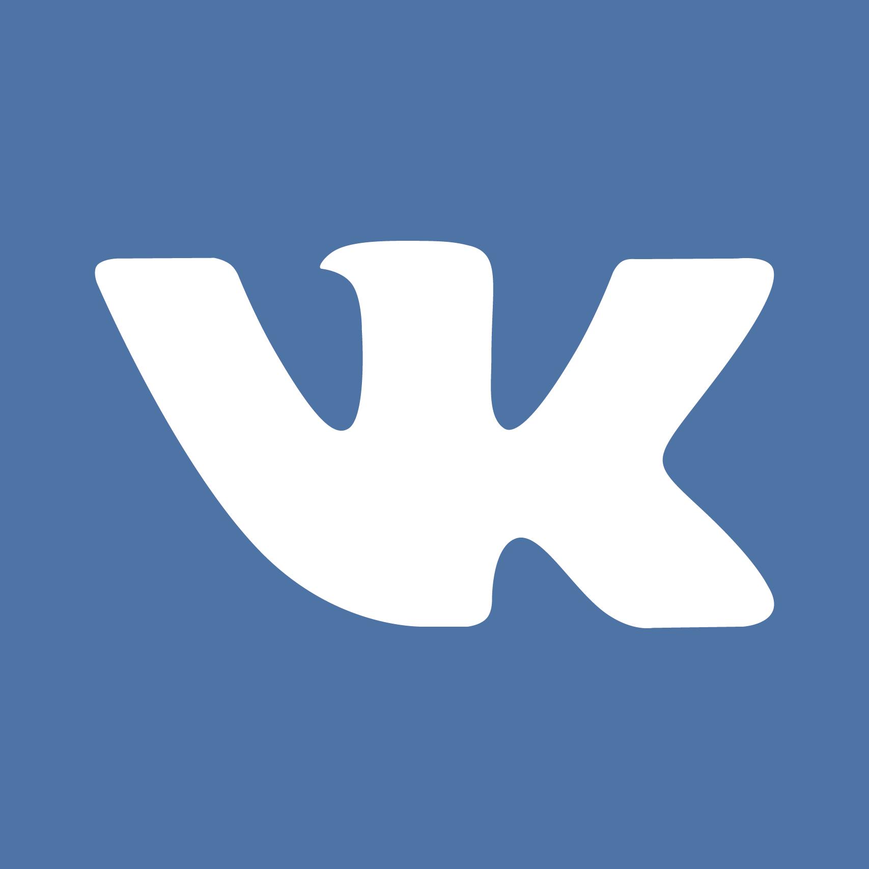 VK Logo [Social Networking   PDF] png