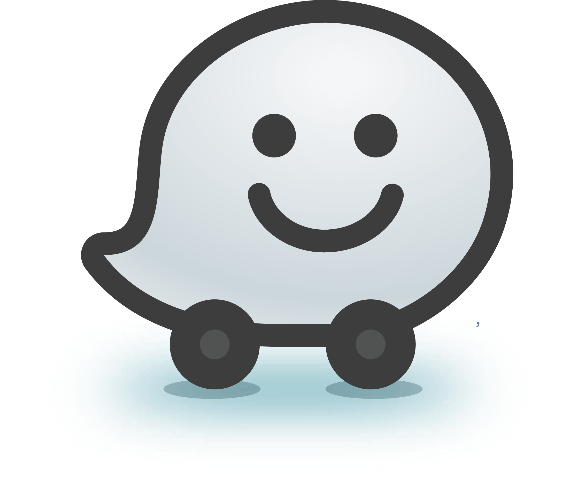 Image result for waze logo