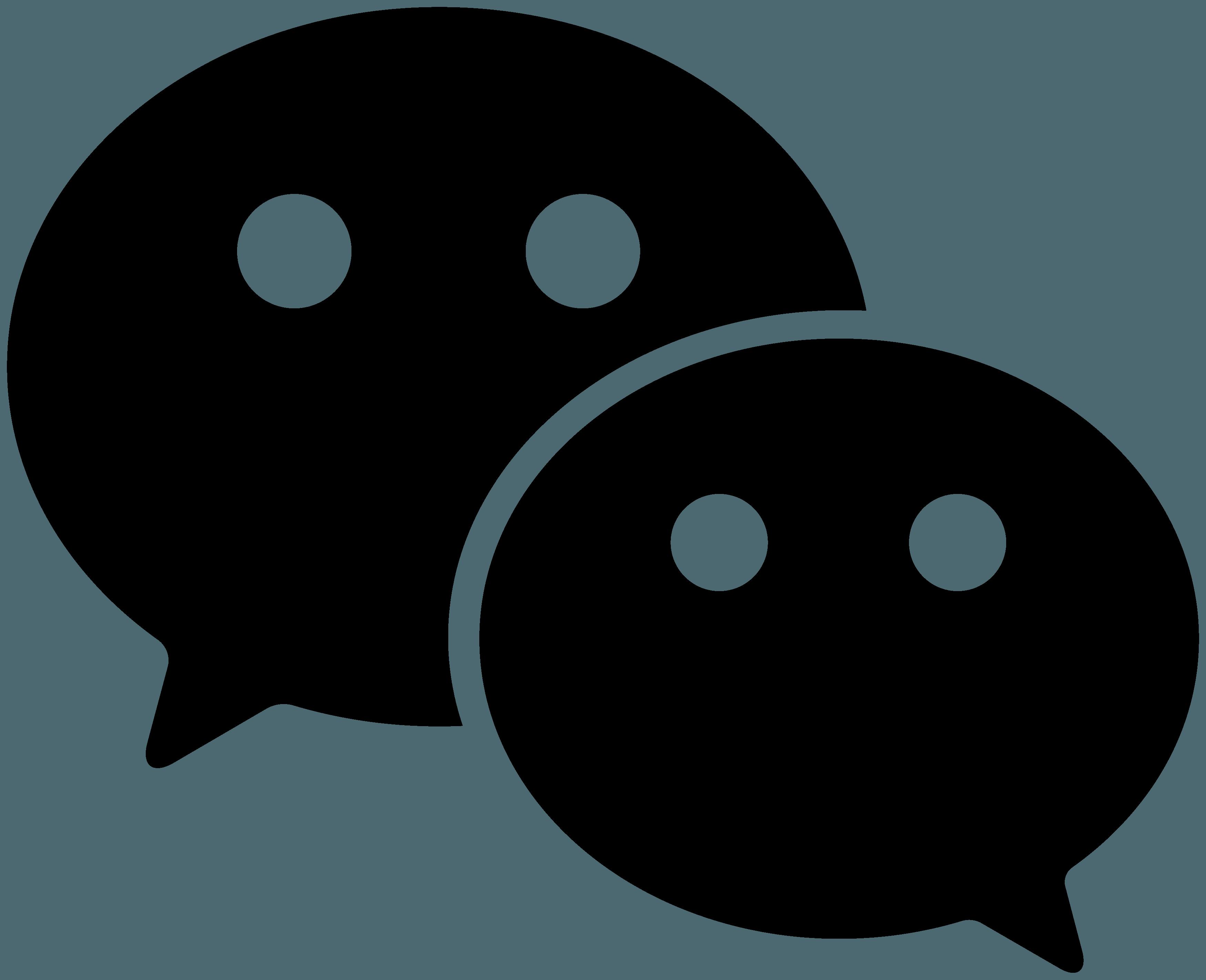 WeChat Logo [PDF] png