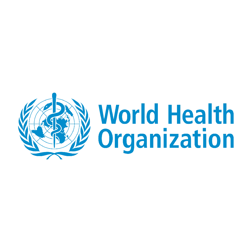World health organization logo vector