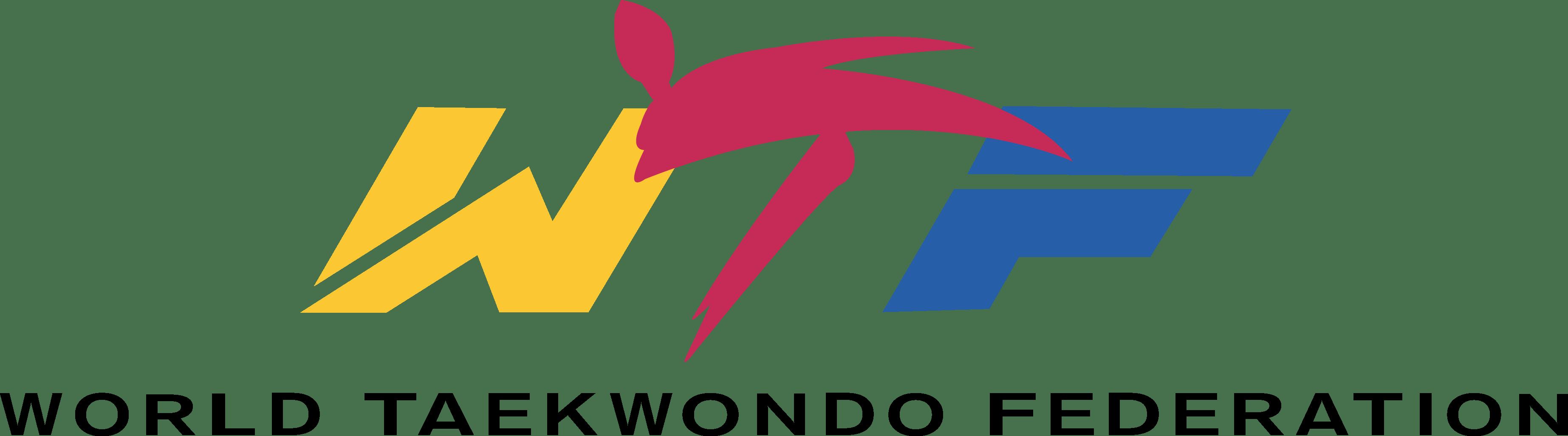 World Taekwondo Federation (WTF) Logo [wtf.org] png