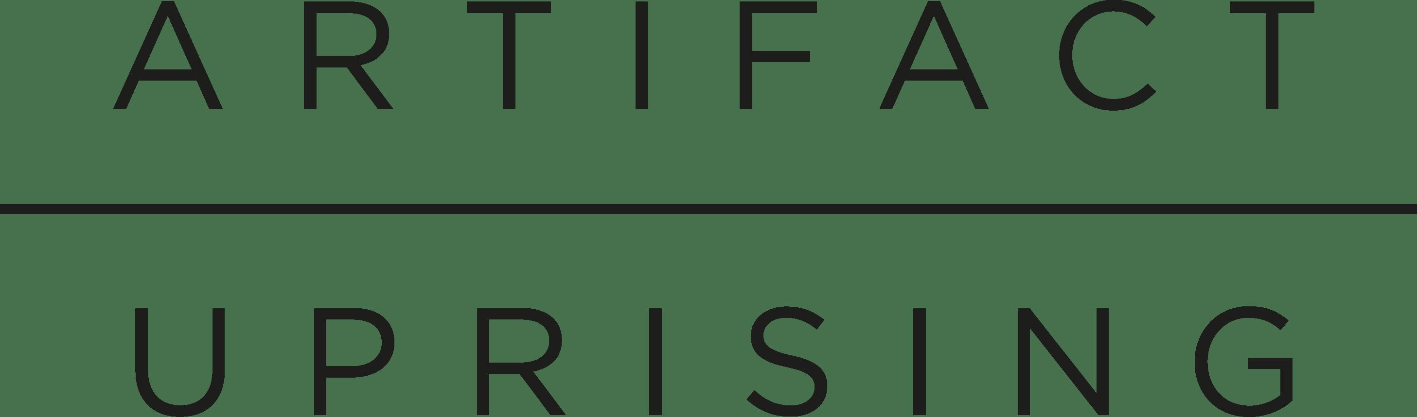 Artifact Uprising Logo png