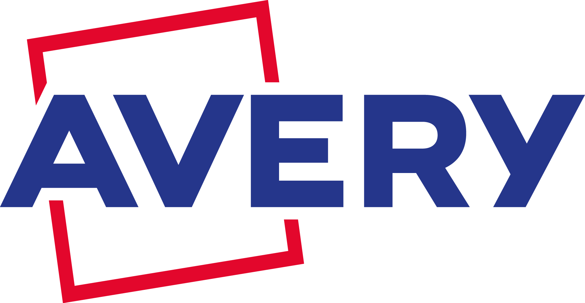 Avery Logo png