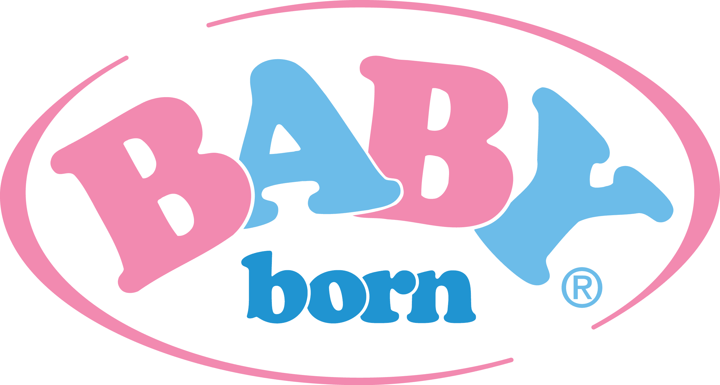 Baby Born Logo png