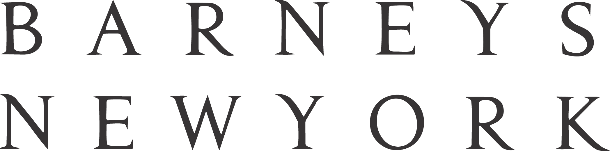 Barneys Logo [New York] png