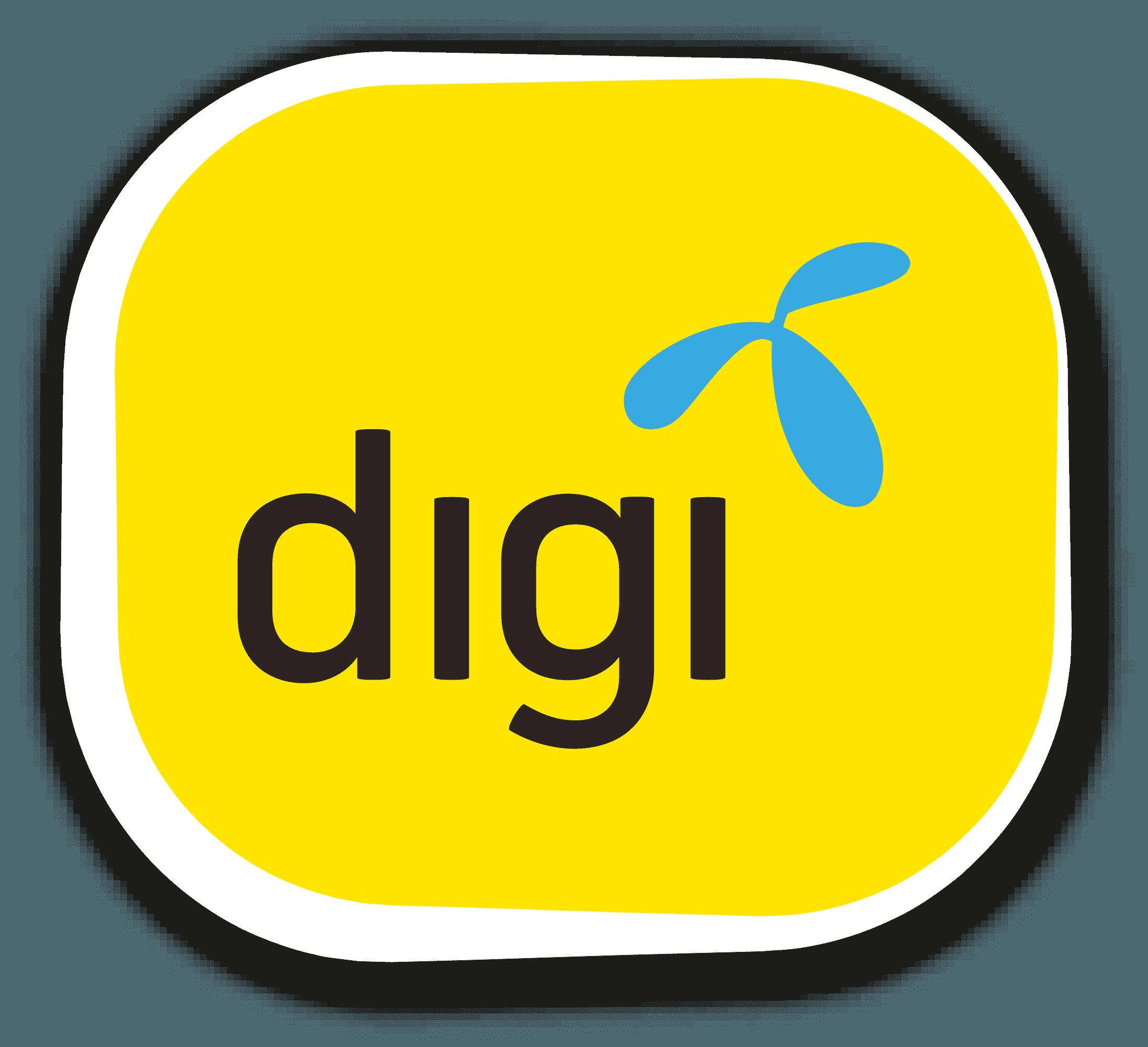 Digi Logo (Telecommunications) png